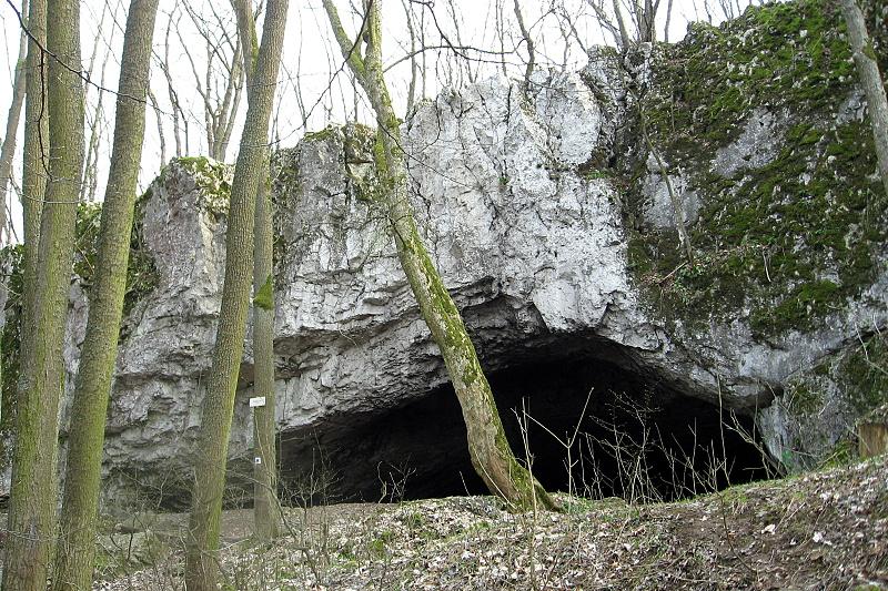 Jeskyně Pekárna výlet Penzion Pohoda Luleč